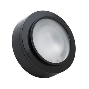 Aurora 1 Light Xenon Disc Light In Black