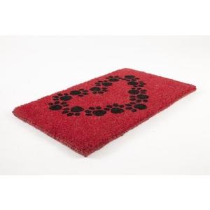 Heart And Soles Handwoven Coconut Fiber Doormat