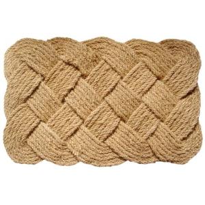 Knot-ical 24×36 Handwoven Coconut Fiber Long Doormat