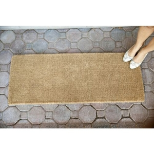 Blank 18X47 Extra - Thick Hand Woven Coir Doormat