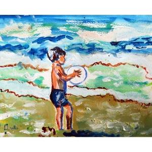 Boy & Surf Doormat 18X26