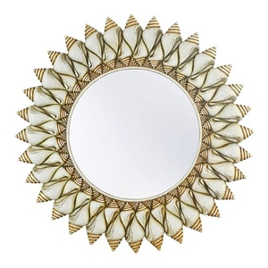 Conch Shell Mirror