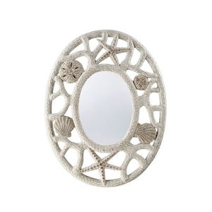 Beach Shell Mirror