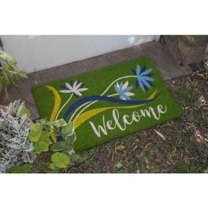 Welcome Breeze Non Slip Coir Doormat