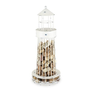 Seaside: Lighthouse Cork Holder By Twine