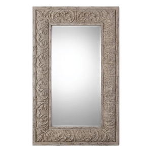 Uttermost Vazzano Oversized Driftwood Mirror