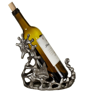 Seahorse Wine Holder