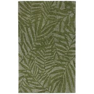 """Liora Manne Savannah Olive Branches Indoor Rug Green 7'6""""X9'6"""""""