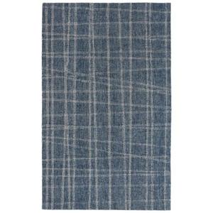 """Liora Manne Savannah Mad Plaid Indoor Rug Blue 8'3""""X11'6"""""""