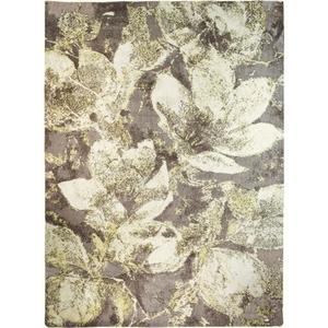 Magnolias In Bloom Indoor Microfiber Area Rug, 3 X 5 Ft.
