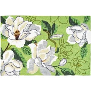 Magnificent Magnolia Indoor Accent Rug 22 x 34 In.