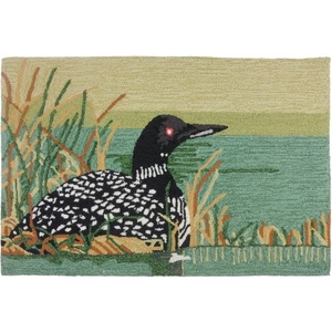 Loon Lake Indoor Accent Rug 22 x 34 In.