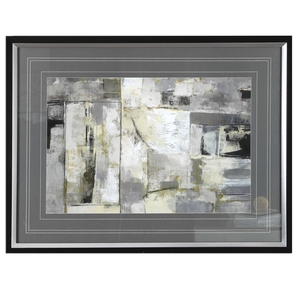 Uttermost Walking Down The Street Abstract Art