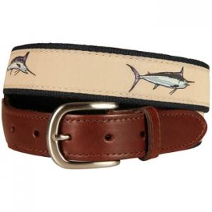 Billfish Tab Belt