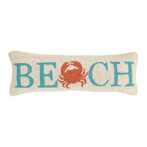 Beach Lumbar Hook Pillow