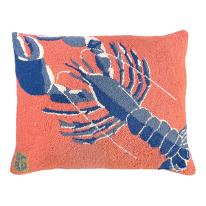 Rock Lobster Hook Pillow