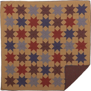 Kindred Star Queen Quilt 90x90