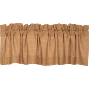 Kindred Star Plaid Valance 16x60
