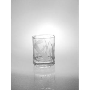 """Dragonfly Votive 2.5"""" Glasses, Set of 6"""