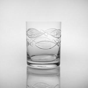 Go Kipper OTR Glasses, Set of 4