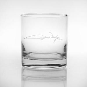 John Wayne Signature OTR Glasses, Set of 4
