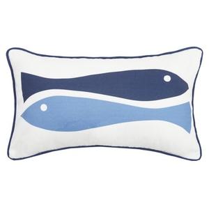 Sardinia Print Pillow