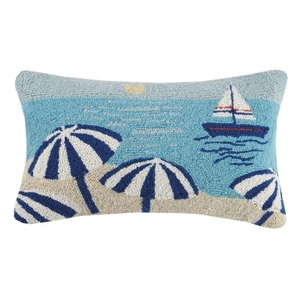Sail Hook Pillow 12X20 in.