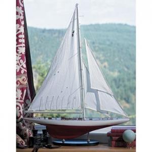 Authentic Models J-Yacht Ranger 1937 Model Ship