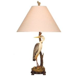 Heron Table Lamp Shade Only