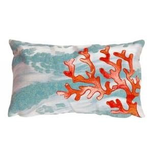 Liora Manne Belmont Horizontal Stripe Indoor/Outdoor Rug Blue