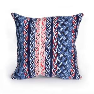 Liora Manne Belmont Horizontal Stripe Indoor/Outdoor Rug Beige