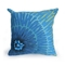 "Liora Manne Visions Iii Cirque Indoor/Outdoor Pillow Caribe 20"" Square"