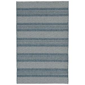 Liora Manne Belmont Texture Indoor/Outdoor Rug Grey