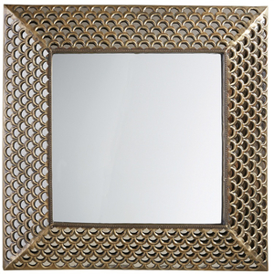 Square Scale Mirror