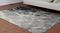 """Liora Manne Corsica Water Indoor Rug Black/White 5'X7'6"""""""