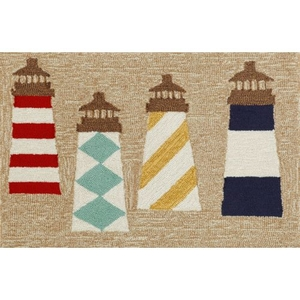 Lighthouse Indoor/Outdoor Rug Multi