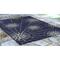 """Liora Manne Frontporch Compass Indoor/Outdoor Rug Navy 5'X7'6"""""""