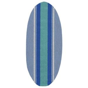 Liora Manne Havana Watercolor Indoor/Outdoor Rug Blue