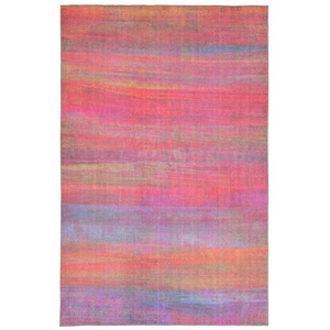 Liora Manne Plaza Stripe Indoor/Outdoor Rug Natural