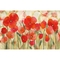 "Liora Manne Illusions Poppies Indoor/Outdoor Mat Red 19.5""X29.5"""