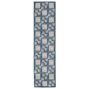 Liora Manne Lalunita Toucans Indoor Rug Blue