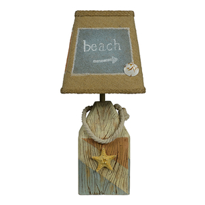 Starfish Buoy Accent Lamp