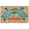 """Liora Manne Natura Seaturtle Welcome Outdoor Mat Natural 18""""X30"""""""