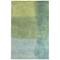 """Liora Manne Piazza Watercolors Indoor Rug Sea Breeze 7'6""""X9'6"""""""
