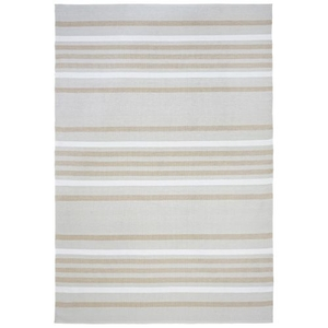 Liora Manne Piazza Stripes Indoor Rug Blue