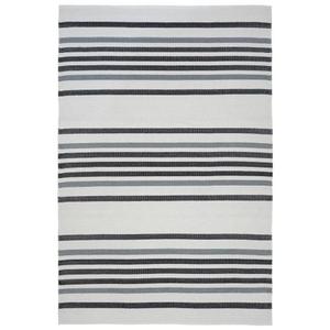 Liora Manne Piazza Stripes Indoor Rug Blue