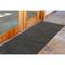 "Liora Manne Sahara Plains Indoor/Outdoor Rug Grey 24""X8'"