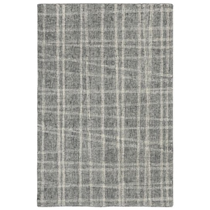 Liora Manne Savannah Mad Plaid Indoor Rug Grey