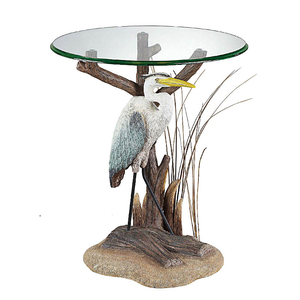 Heron Nature Accent Table