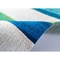 """Liora Manne Visions II Painted Stripes Indoor/Outdoor Rug Cool 42""""x66"""""""